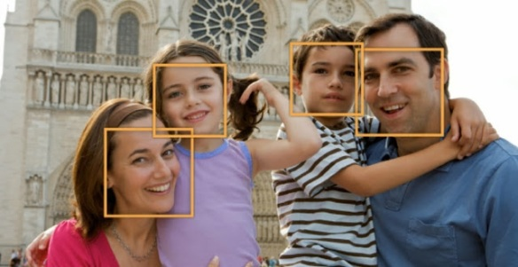 odnoklassniki face detection