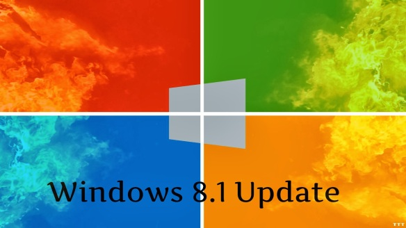 Windows 8.1 Update 1 to be release in April 2014