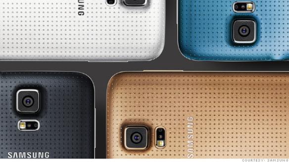 Ժպտացեք... Samsung Galaxy S5-ի 16 - megapixel տեսախցիկը  բավականին լավն է առ այսօր (տեսանյութ)