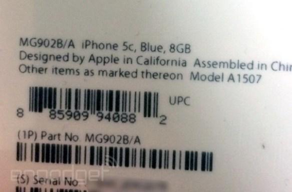 Apple-ը կսկսի 8ԳԲ հիշողությամբ iPhone 5C սմարթֆոնի վաճառքը (տեսանյութ)