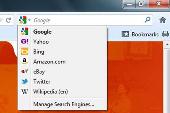 Searchboxoptions